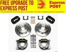 "Wilwood Forged Dynalite Rear Parking Brake Kit Suit Big Ford, 2.36"" Axle Offset"