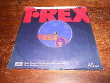 T. Rex 70s ROCK UK 45 Telegram Sam / Cadilac / Baby Strange