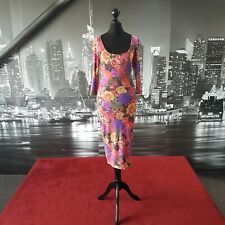 Stunning Dress (Floral-Size 8) Prom, Cruise, Ball,Bridesmaid, Wedding, Races