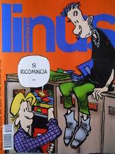 LINUS - Rivista fumetti n°9 2002 [G265]