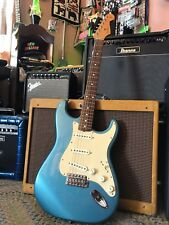 2004 Fender Classic Players 60s Stratocaster in Lake Placid Blue
