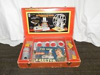 VINTAGE TOY 1950S  GILBERT ERECTOR SET POWER PLANT FERRIS WHEEL *MISSING PIECES