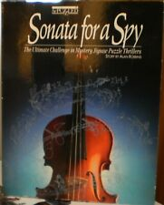 SONATA FOR A SPY - Complete - BEPUZZLED PUZZLE