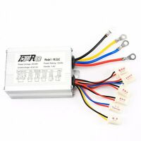 Brush 48V 1000W Electric Bicycle Speed Motor Controller For E-bike & Scooter ATV
