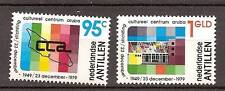 Nederlandse Antillen - 1979 - NVPH 643-44 - Postfris - F124