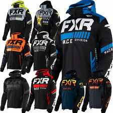 FXR RRX Jacket Snowproof Thermal Dry Liner Waterproof Breathable Snocross Coat