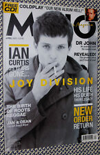 MOJO Magazine, JOY DIVISION, IAN CURTIS, NEW ORDER, Jan & Dean, Roots Reggae