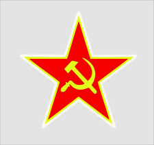 Airplane Urss Ussr Soviet Flag Russia Stat Spetsnaz Car Bumper Decal Sticker