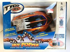 TYCO R/C Hot Popper Jumps On Command! Copper 27MHz