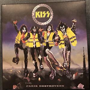 KISS PARIS DESTROYERS 1996 REUNION