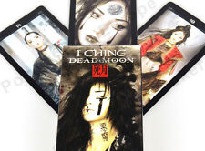 I CHING DEAD MOON TAROT CARDS FOURNIER LUIS ROYO GOTHIC ASIAN INFLUENCE