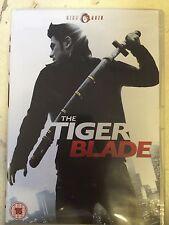 TIGER BLADE ~ 2005 Thai Martial Arts Film | UK DVD