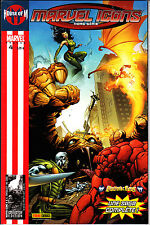 MARVEL  ICONS  HORS SERIE  N°4    EDITIONS   PANINI