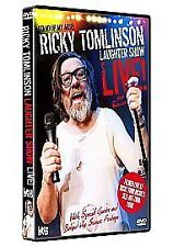 Ricky Tomlinson's Laughter Show - Live (DVD, 2008)  Brand new and sealed
