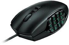 Logitech G600 MMO-Gaming-Maus (20Tasten,8200dpi) schwarz
