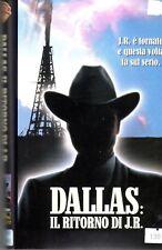 Dallas il ritorno di J.R. (1996) VHS Warner 1a Ed. Larry Hagman  Rosalind Allen