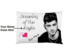 ZAYN MALIK Dreaming of You Personalized custom made bed pillow case