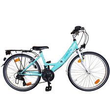 FAHRRAD 24 Zoll Fahrrad Kinderfahrrad HARMONY 18 Gang SHIMANO  STVO M