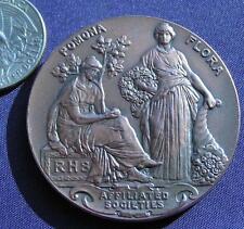 Royal Horticultural Society Gardening Bronze  Medal Pomona , Flora
