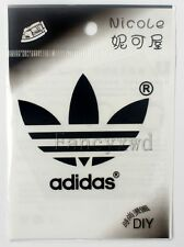 Sports T-Shirt Iron-on  DIY Accessory Patch Transfer  Sticker 50pcs