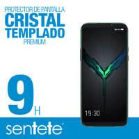 Sentete® Xiaomi Black Shark 2 Protector de Pantalla Cristal Templado PREMIUM