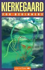 Kierkegaard for Beginners Writers and Readers Documentary Comic Book