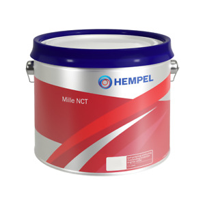 (48,40€/l) Hempel Mille NCT Antifouling 2,5l 2500ml   6 Farben