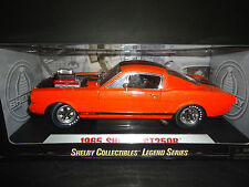Shelby Collectibles Shelby Gt350R 1965 Orange 1/18