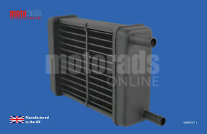 Heater matrix for Austin Mini up to 1970 SUPERIOR metal version. NEW. Made in UK