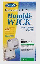 New BEST AIR H75-C Humidifier Wick Filter Circular Holmes Westinghouse Bonair