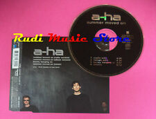 CD singolo A-HA Summer Moved On 3984 29692-2 GERMANY 2000 no lp mc vhs(S20*)