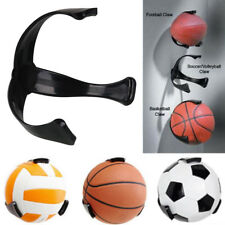Ball Holder Claw Wall Mount Rack Display for Football Basketball Rugby Soccer