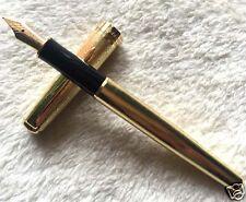 Outstanding Golden Stars Parker Sonnet Pen Hi-Q Medium Nib Fountain Pen