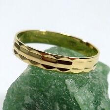 333/8K Gold Ring Verlobungsring Ehering Gelbgold Bandring 63 (20,0 mm Ø)
