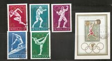 Russia SC # 3984-3989 Olympic games Munich 1972. MNH