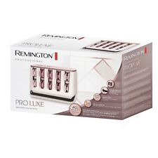 Remington H9100 Proluxe Heated Hair Rollers, Jumbo Curls, 20 pieces set