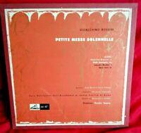 ROSSINI Petite Messe Solennelle Coro S. Cecilia Fasano 2 LP Box 195? ITALY MINT-