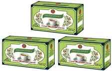 3 BOXES SENNA TEA Colon Cleansing / Laxative / Detox / Weight Loss 60 bags 90gr.