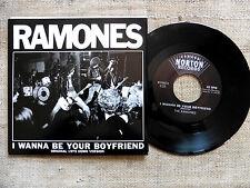 Ramones – I Wanna Be Your Boyfriend / Judy is a Punk - 45 giri