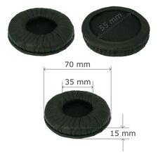 ein paar Ohrpolster 70mm (für Kopfhörerdurchmesser zwischen ca. 65mm-73mm)
