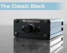 AskewLabs CMoy Portable Headphone Amplifier - The Classic Black amp