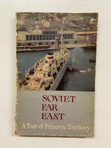 Soviet Far East by V. Tkachev - Pub: Progress Publishers - 1966 - Paperback Book
