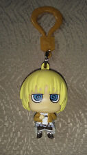 Chibi Attack on Titan Armin Key Chain