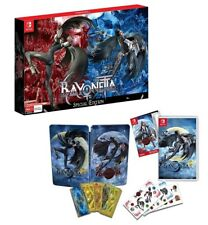 Bayonetta 1 + 2 Special Edition Fighting Game Nintendo Switch W/ Steelbook +More