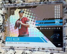 KYLE ALLEN 2018 U Rookie Card RC Logo Carolina Panthers $ HOT $ Houston Arizona