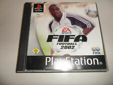 PLAYSTATION 1 PSX ps1 FIFA Football 2002