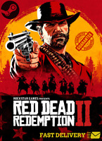 Red Dead Redemption 2 PC Steam (Offline) - Fast Delivery 🔥