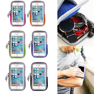 Arm Cell Phone Holder Mobile Phone Case Running Armband Bag Phone Arm Pouch
