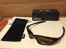 NEW Oakley - XX Twenty - Sunglasses, Tortoise / Dark Bronze, OO9157-02