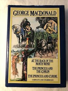At the Back of the North Wind: The Princess a... by MacDonald, George Very Good